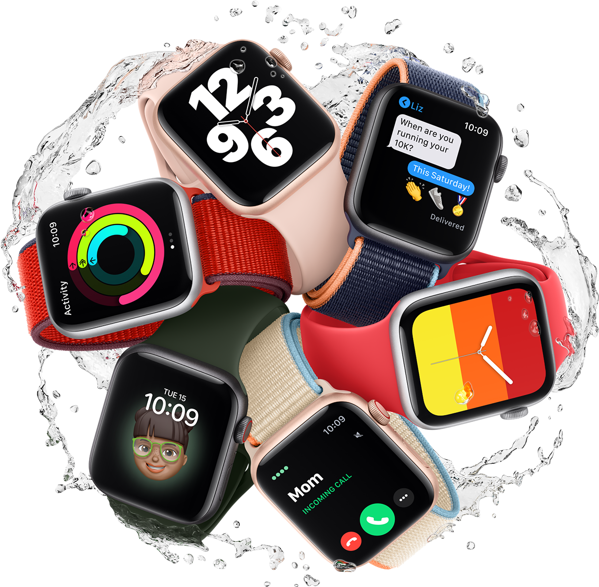 The Apple Watch SE has plenty of features for an affordable price.