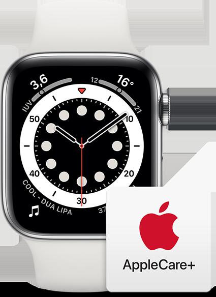 Abonnez-vous à AppleCare+ pour obtenir du soutien.