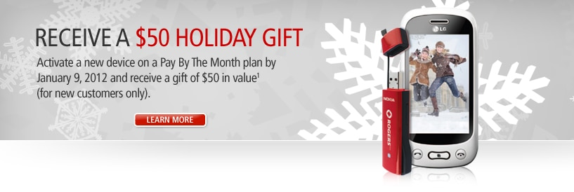 Rogers Pay As You Go Prepaid Promotions - Rogers