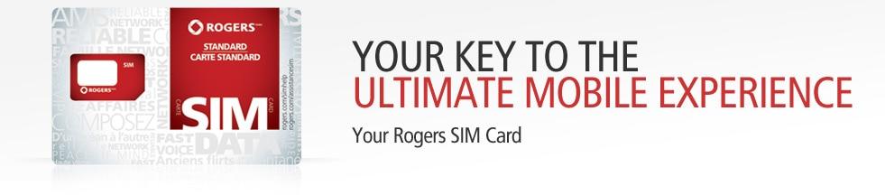 SIM Card FAQs - Rogers
