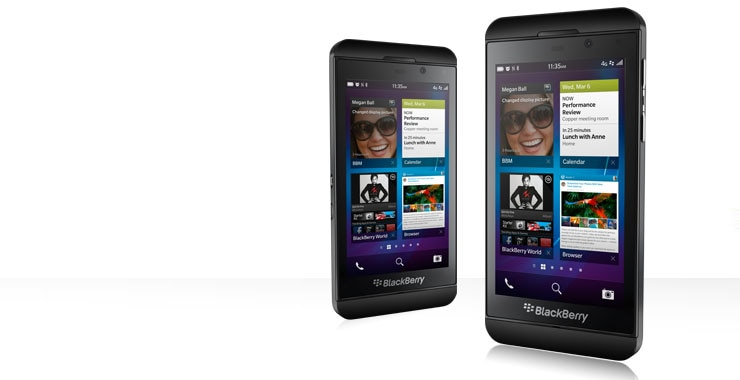 BlackBerry® Z10 Black