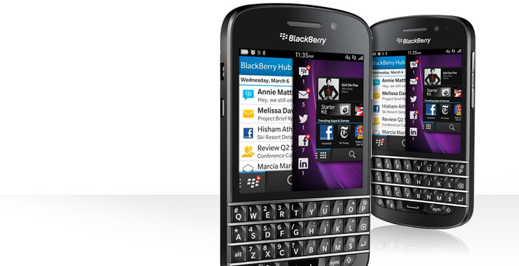 Binary options blackberry