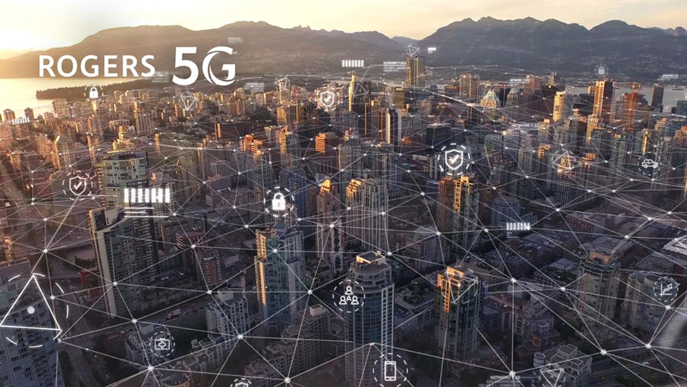 Rogers Starts Rollout of Canada's First 5G Network and Joins Global 5G Forum