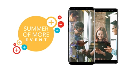 Get 2 Phones for $65/line/mo. for 24 months with 4 GB to share across 2 lines on select 2-yr Share Everything for business plans.2