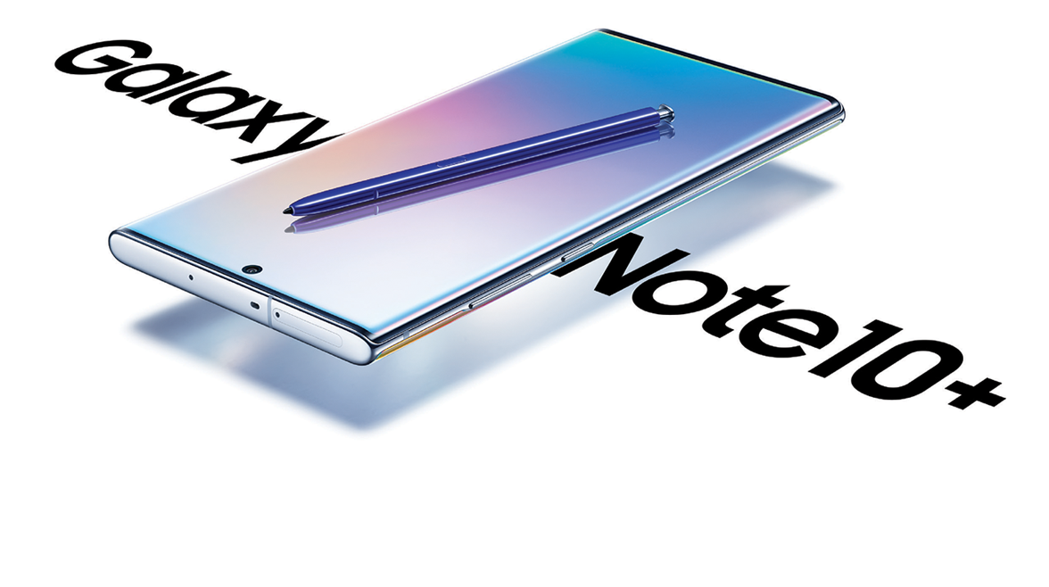 The Samsung Galaxy Note10+
