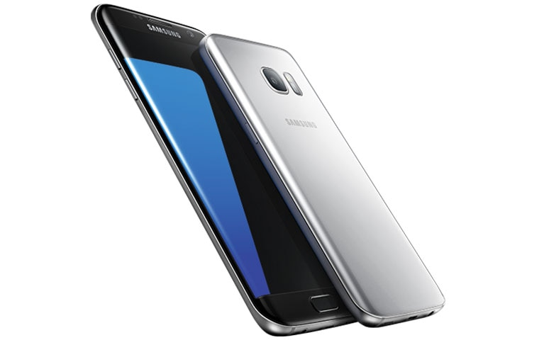 Leaning Samsung S7 and S7 edge phones