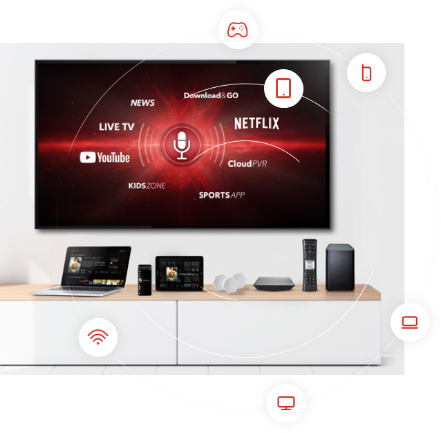 Ignite WiFi Hub | Rogers Internet
