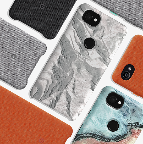 Find the perfect Google Pixel 2 case today.