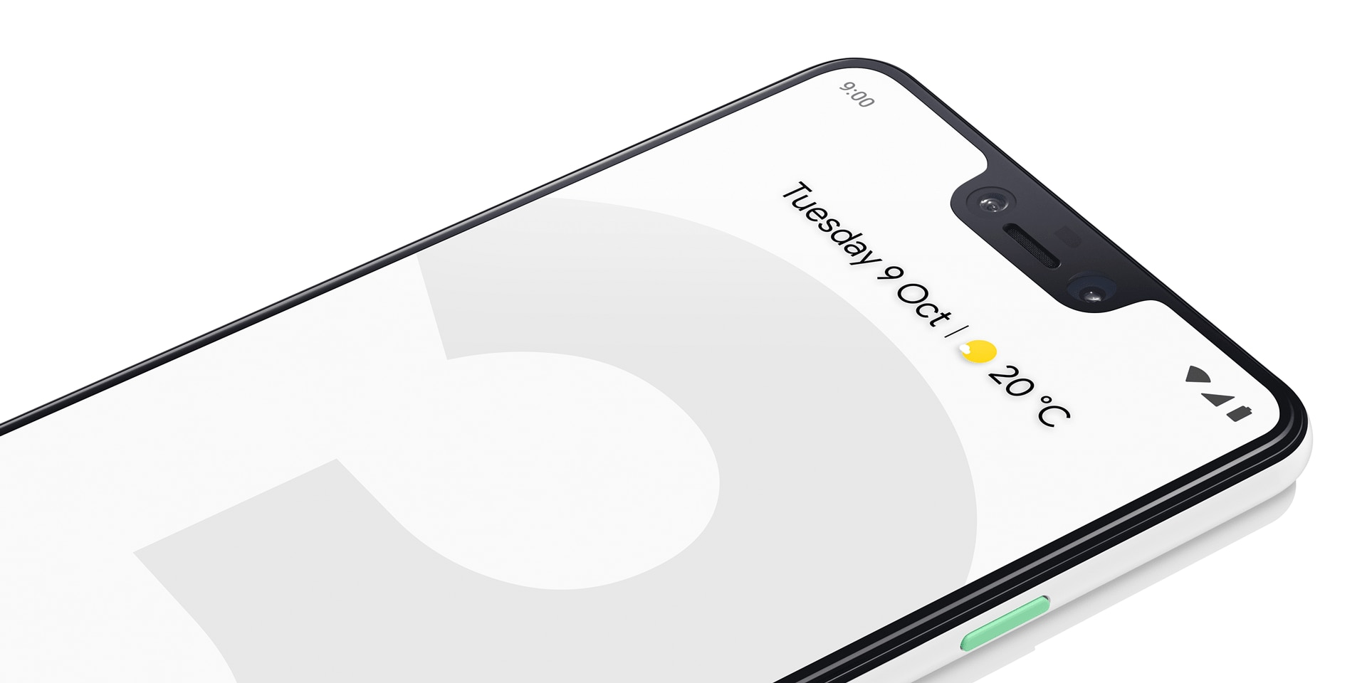 Order your Google Pixel 3 today.