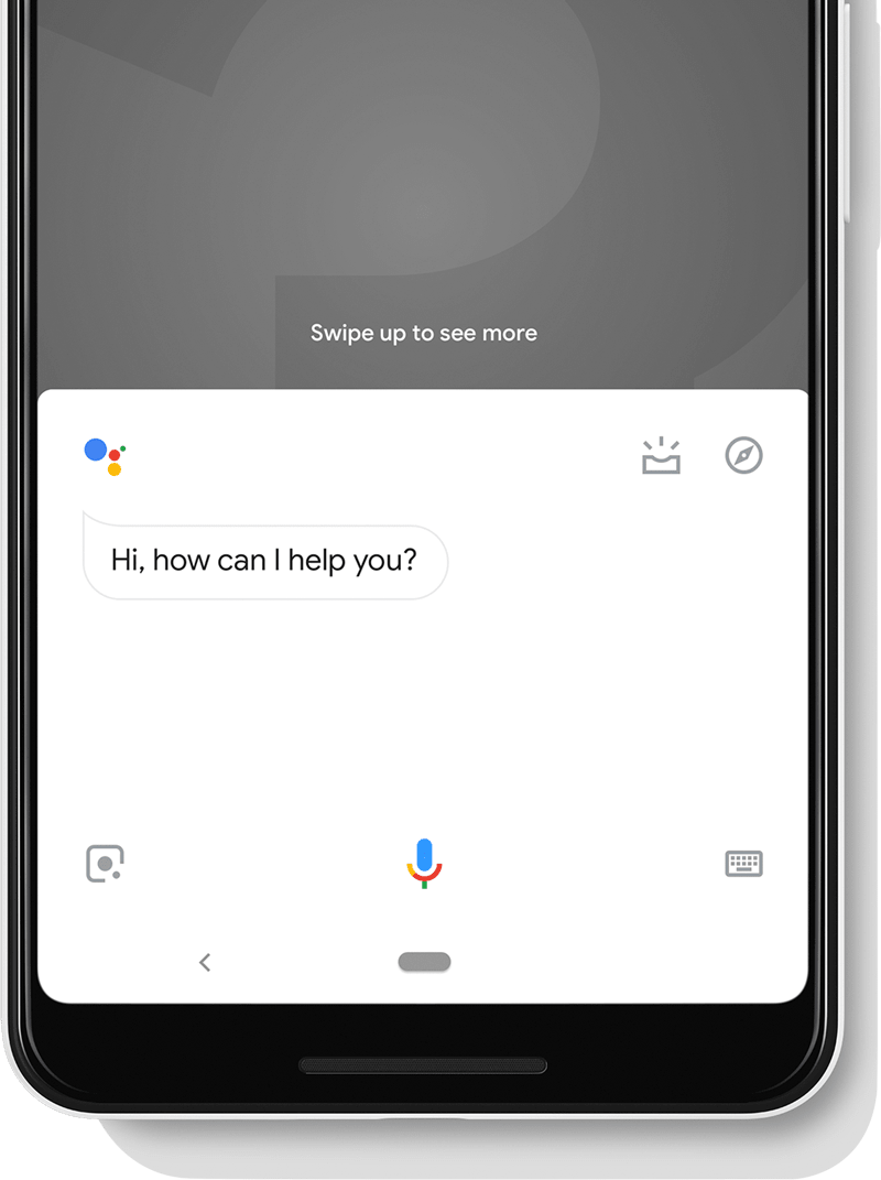 The Google Pixel 3 and Pixel 3 XL come with Google Assistant.