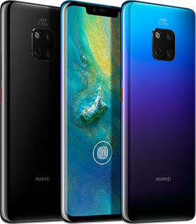 The HUAWEI Mate20 Pro