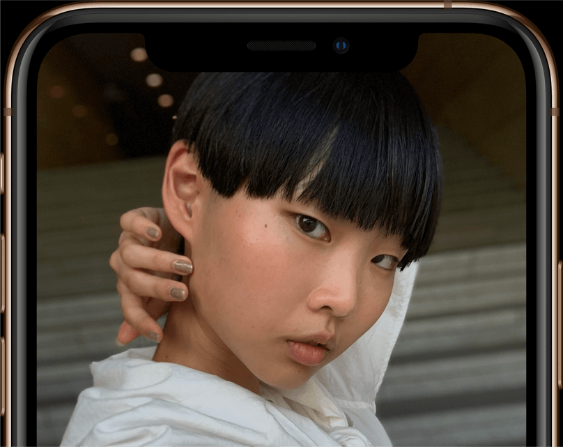 iPhone XS and XS Max come with TrueDepth camera.