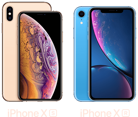 Compare Apple iPhone models with Rogers.