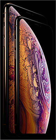 Welcome to the big screens with iPhone XS and XS Max.
