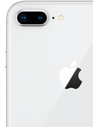 iPhone 8 in grey