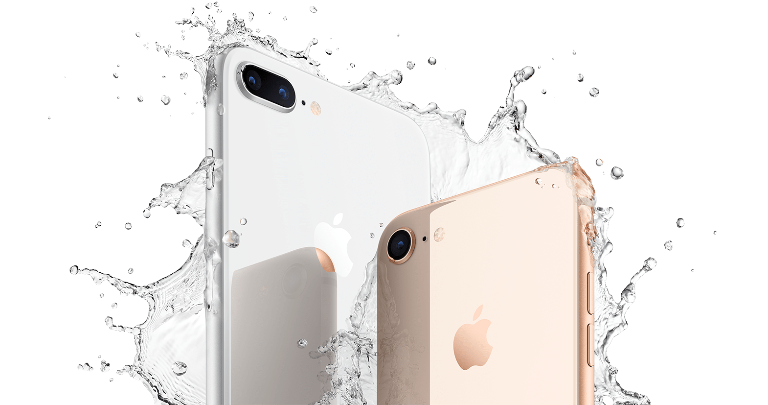 iPhone 8 is water proof