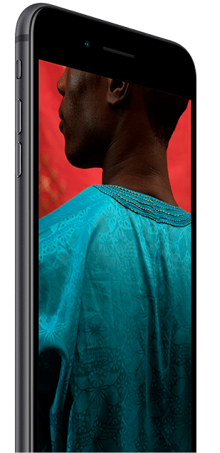 iPhone 8 in black