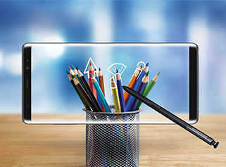 Samsung Galaxy Note8 Intelligent S-Pen