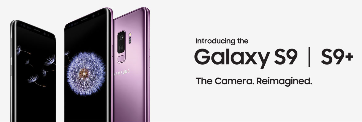 Samsung Galaxy S9 and S9+ | The Camera  Reimagined  | Rogers