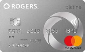 Économisez davantage lors de vos déplacements lorsque vous voyagez avec la carte Platine Mastercard de Rogers.