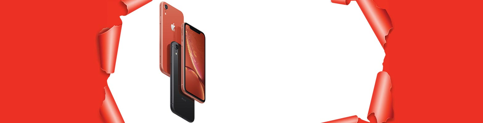 Get a $0 iPhone XR 64GB from Rogers.