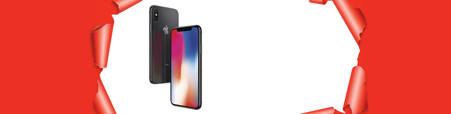 Get iPhone X 64GB for $0