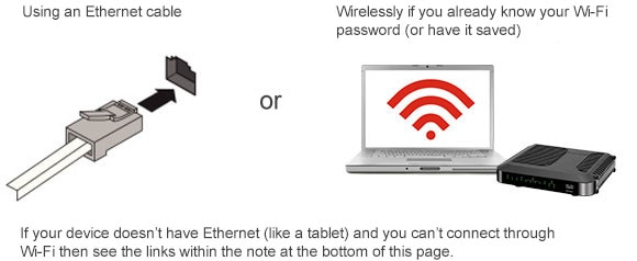 Find or change your Wi-Fi password on your modem - Rogers