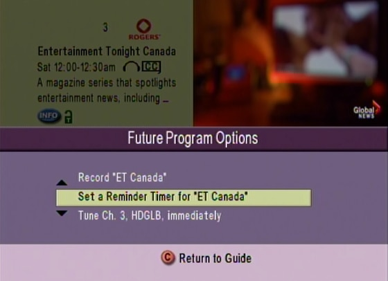 rogers channel guide new brunswick