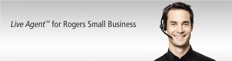 Live Agent for Rogers Small Business Live expert help, when you need it.