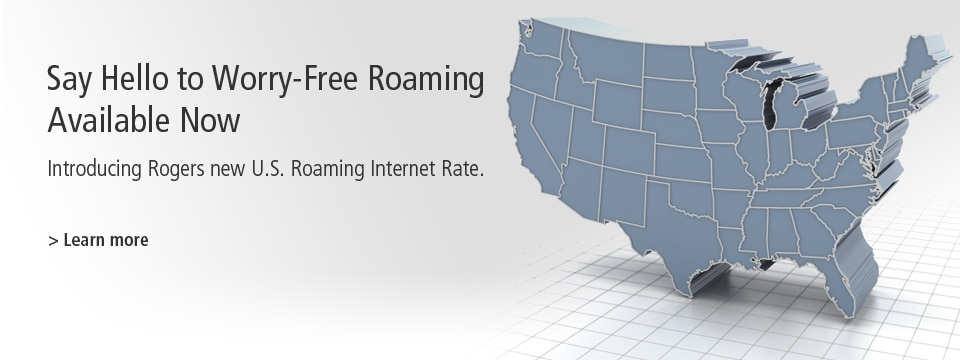 Say Hello to Worry-Free Roaming