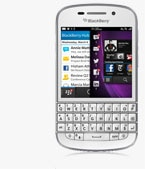 BlackBerry® Q10 White