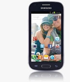Samsung Galaxy Ace II x™ Black