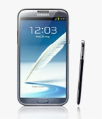 Samsung Galaxy Note™ II - Grey