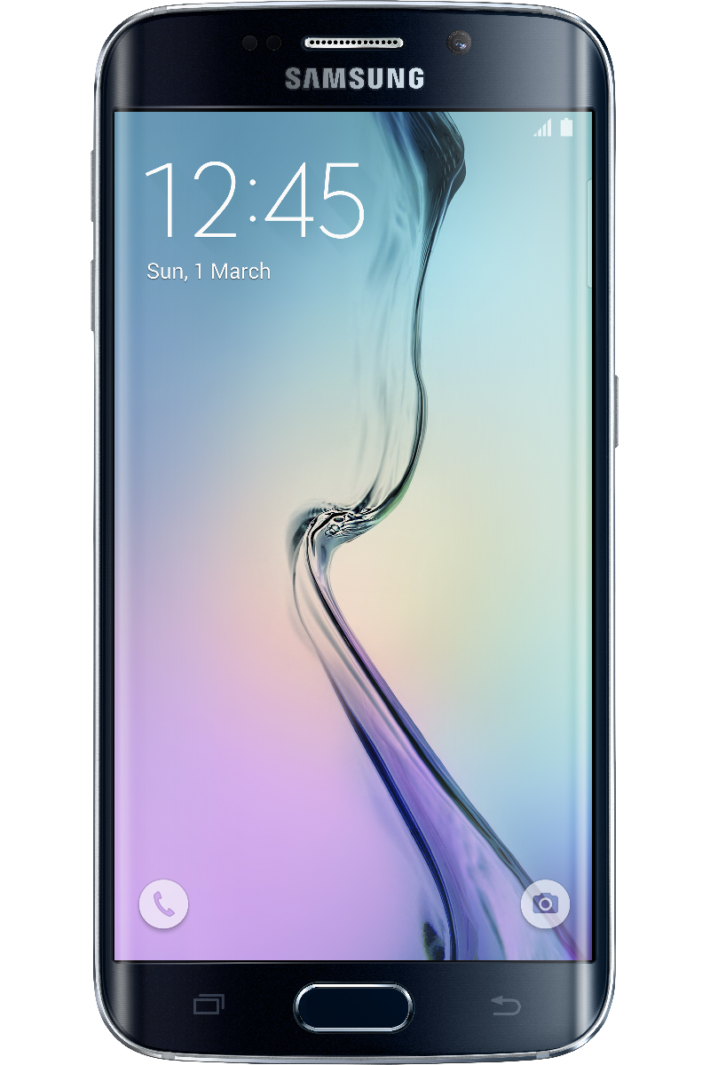 Galaxy S6 Edge Black