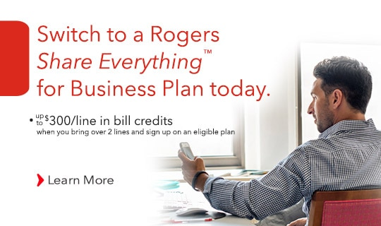 rogers blackberry business plans